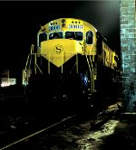 NYSW 3006 at night
